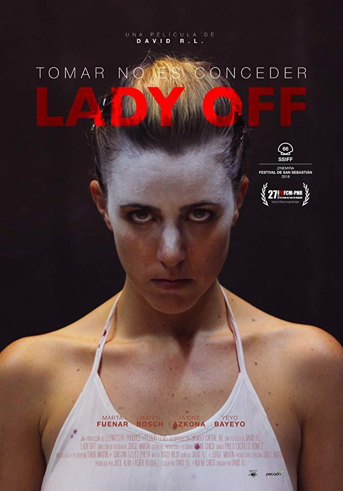 Lady Off - David R. Losada